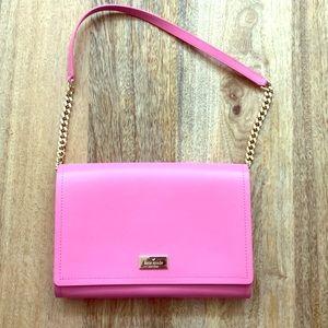 Bubble Gum Pink Kate Spade Bag.